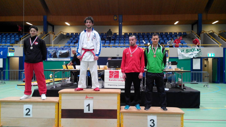 1. Swiss Karate League Sursee 2015
