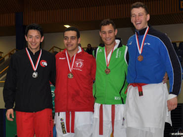 1. Swiss Karate League Sursee 2014